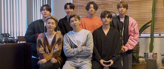 🎥 BTS 'BE' Comeback Countdown