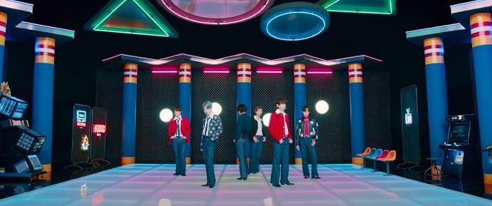 🎥 BTS – 'Dynamite' @ Best Artist 2020