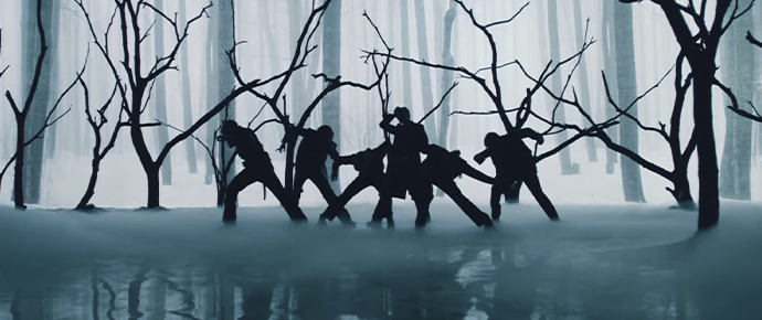 🎥 BTS – Black Swan + Life Goes On + Dynamite @ SBS Gayo Daejeon 2020