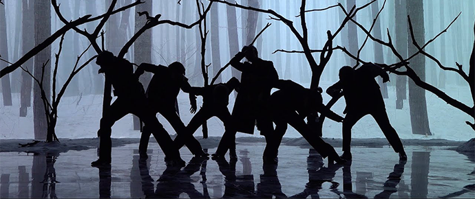 [BANGTAN BOMB] 'Black Swan' Stage CAM (BTS focus) @ 2020 SBS 가요대전