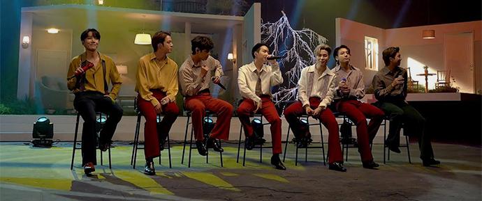 [BANGTAN BOMB] 'Dynamite' Stage CAM (BTS focus) @ 2020 GMA