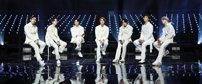"""A mensagem do BTS para os ARMYs: """"A esperança está em todo lugar — Siga em frente"""""""