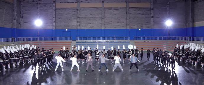 🎥 [COREOGRAFIA] 2020 MAMA 'ON' Dance Practice