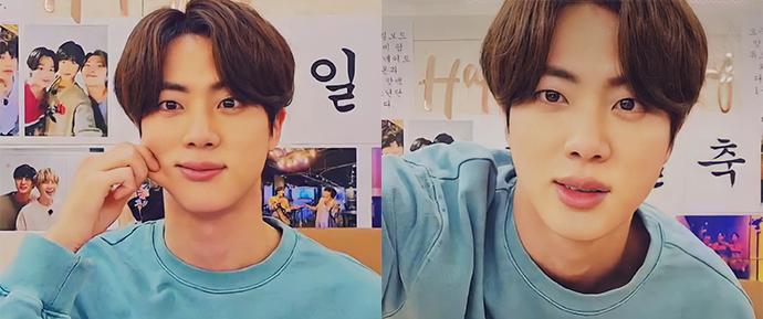 [V APP] 04.12.20 – Jin (Feliz aniversário Seokjin)