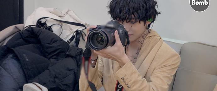 [BANGTAN BOMB] O que acontece quando o BTS recebe uma câmera