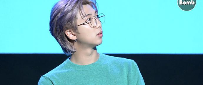 [BANGTAN BOMB] Qual óculos RM deveria usar?