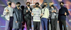 BTS @ Golden Disc Awards 2021