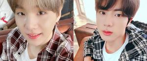 📷 Álbum Especial – Selcas de 2019/2020 do BTS #2