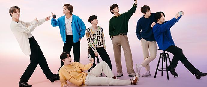 📷 BTS x Samsung