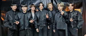 BTS @ New Years Eve Live 2021