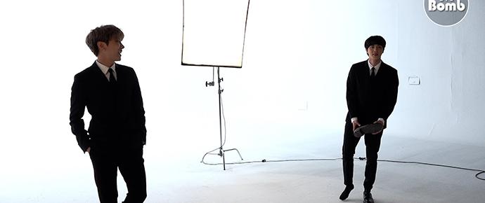 [BANGTAN BOMB] Jin, o photobomber profissional