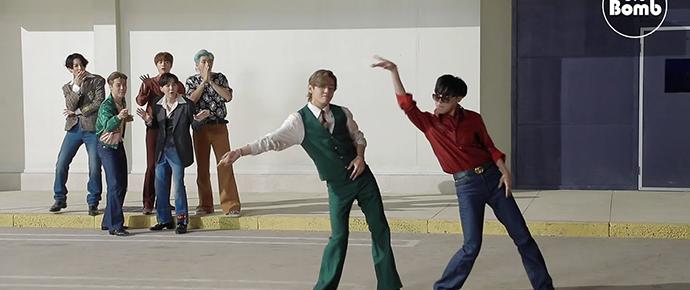 [BANGTAN BOMB] BTS coreógrafos